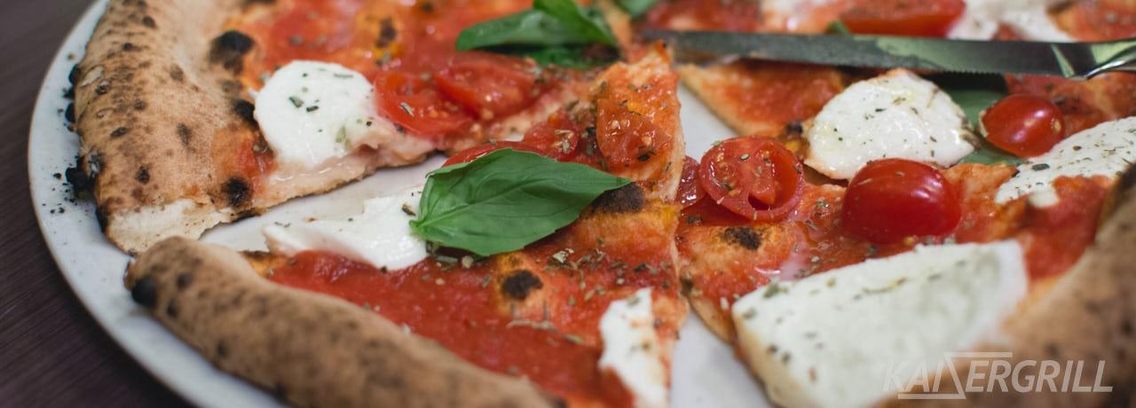 Домашняя пицца Маргарита