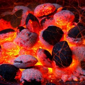 Готовим огонь