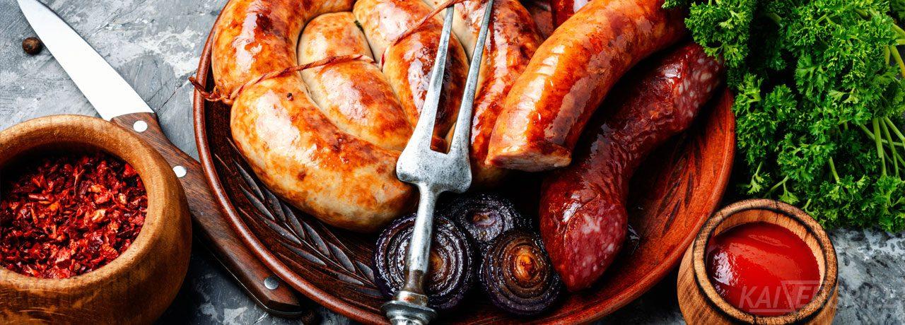 Домашняя колбаса. Как сделать домашнюю колбасу.